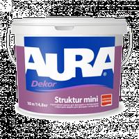 Aura Dekor Struktur mini – Структурная краска для фасадов и интерьеров 10л