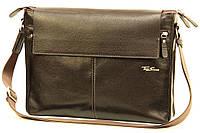 Кожаная мужская сумка-мессенджер Tom Stone L504