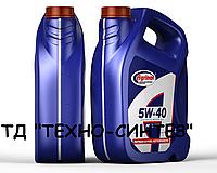 Агринол 5W-40 SL/CF Синтетическое моторное масло (синтетика) 4л