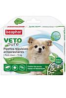 Капли Beaphar Bio Spot on Vetopure от блох и клещей для собак до 15 кг №3