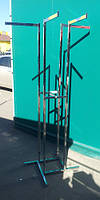 Вешалка стойка для одежды напольная, фото 1