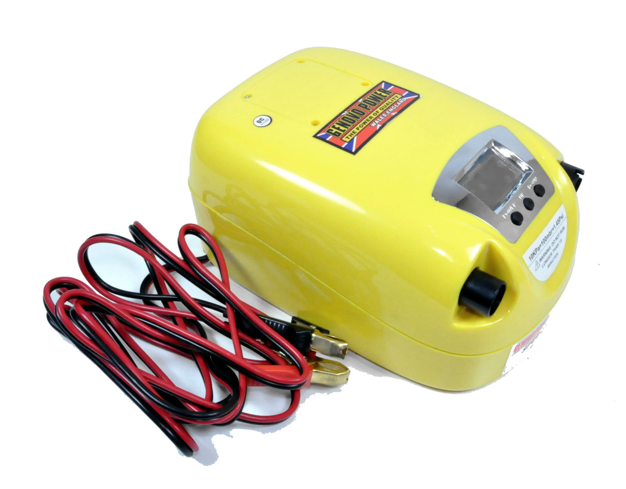 Насос электрический для надувной ПВХ лодки автоматический Parsun Genovo