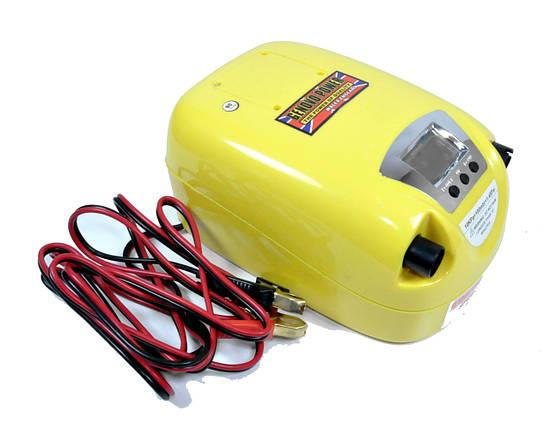 Насос электрический для надувной ПВХ лодки автоматический Parsun Genovo, фото 2