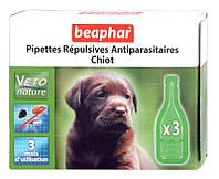 Капли Beaphar Bio Spot on dog от блох и клещей для щенков №3
