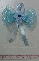 Свадебные цветы для гостей (цвет - голубой) Ц-г-5-гол
