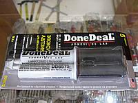 КЛЕЙ эпоксидный для металлов и пластиков 5 минутный серый Done Deal DD6573 США