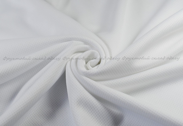 Мужская спортивная футболка Белая