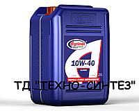 Агринол 10W-40 SG/CD Полусинтетическое моторное масло (полусинтетика) 20л