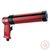 Пистолет для выдавливания силикона пневматический