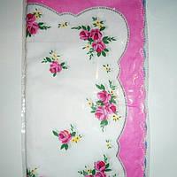 Женский носовой платок