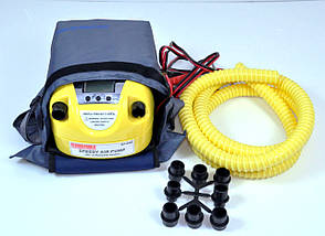 Насос лодочный автоматический Parsun (Genovo)  с аккумулятором, фото 2