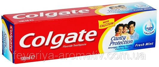 Зубная паста Colgate Cavity Protection 100мл