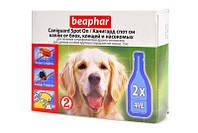 Капли Beaphar Caniguard Spot On от блох и клещей для собак крупных пород №2