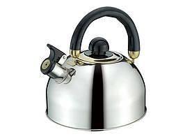 Чайник со свистком 3л. Peterhof SN-2009