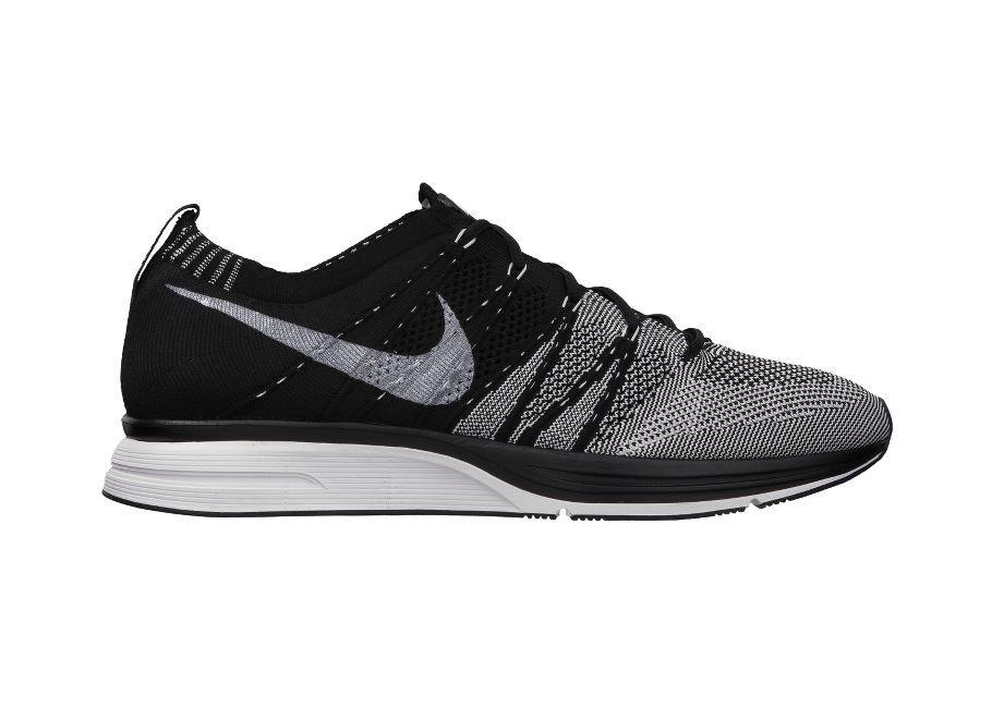 Мужские кроссовки  Nike Flyknit Trainer+