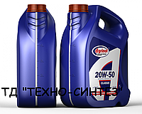 Агринол 20W-50 SF/CC Минеральное моторное масло (5л)