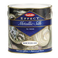 Краска METALLIC SILK Sadolin, 1л