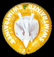 """Надувной круг SWIMTRAINER """"Classic"""" желтый (3 - 8лет) 10330, фото 1"""