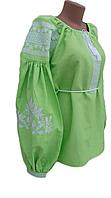 "Жіноча вишита блузка ""Мейдіс"" (Женская вышитая блузка ""Мейдис"") BN-0092"