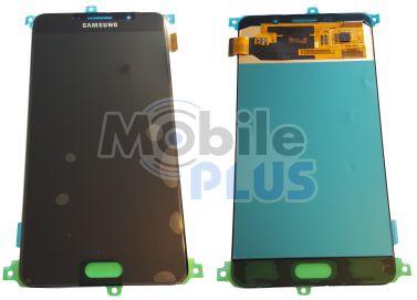 Samsung SM-A710 Galaxy A7 2016 Дисплейный модуль c сенсорным экраном, Black, original (PN:GH97-18229B)