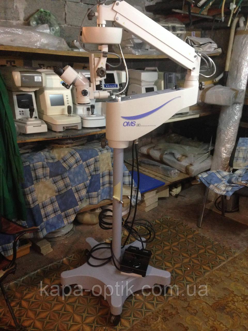 Операционный микроскоп TOPCON OMS-90