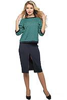 Женский костюм  SO-13171-BLT мята  ТМ Alpama  46-50  размеры