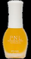 Персиковое масло для кутикулы 15 мл №405 PNL Nails Care CUTICLE OIL (PEACH)