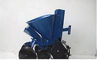 Картофелесажалка КСМ-2 EXPERT Булат(цепная, с посадкой чеснока и лука, с транспортировочными колесами)