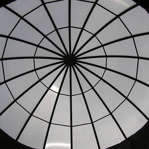 Монолитный поликарбонат  Borrex 4мм  опал, 2.05*3.05м, фото 2