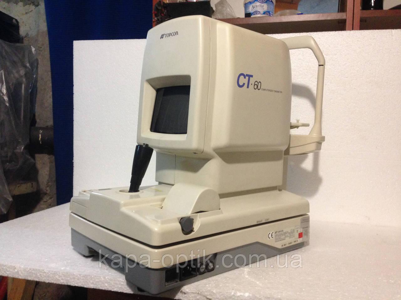 Бесконтактный пневмотонометр TOPCON CT-60