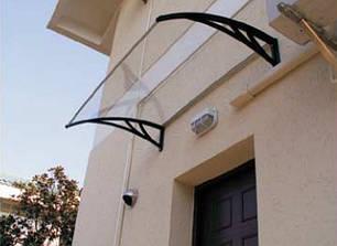 Монолитный поликарбонат  Borrex 4мм прозрачный, обрезки , куски, листы нестандартных размеров, фото 2