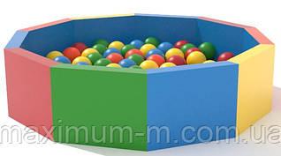 Сухий басейн кульки 2160 шт. d200x50 див. ЇМ-12.19