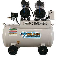 Компрессор DOLPHIN DZW20750AF050 (2 кВт, 296 л/мин, 50 л)