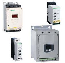Пристрої плавного пуску і гальмування (УПП) Schneider Electric Altistart серії ATS