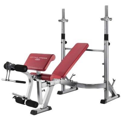 Скамья для жима BH Fitness Optima Press G330, фото 2