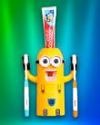 Держатель зубных щёток + Дозатор (автоматический) зубной пасты Миньон Стюарт