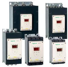Устройство плавного пуска для насосов и вентиляторов от 4 до 400 кВт Altistart 22