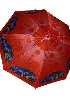 Зонтик детский Машинки Children's Umbrella B4