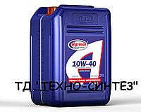 Агринол 10W-40 CF-4/SH Полусинтетическое моторное масло (полусинтетика) 20л