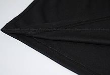 Мужская Спортивная Футболка Fruit of the loom Чёрный 61-390-36 S, фото 3