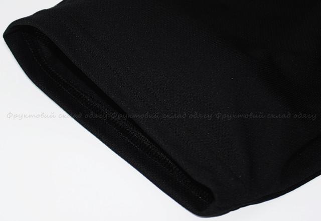 Мужская спортивная футболка Чёрная