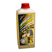 Очиститель Каменный Львов-TZV для гаражных полов и покрытия АЗС 2 л