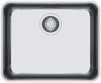 Franke Кухонная мойка из нержавеющей стали Franke Aton ANX 110-48, полированная