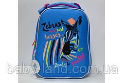 Рюкзак школьный ортопедический каркасный Animal Planet  Kite AP17-531M