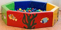 Бассейн  сухой шарики – 540 шт. (d150x40) см купить
