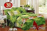 Семейный комплект постельного белья 3D HL1681