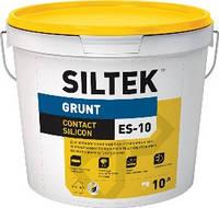 Грунтовка силиконовая Contact Silicon ЕS-10, Siltek 10л