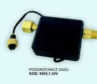 Подогреватель газа со2 24v