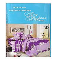 Комплект постельного белья 3D Евро