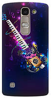 Чехол для LG Spirit Y70 H422 (Гитара)